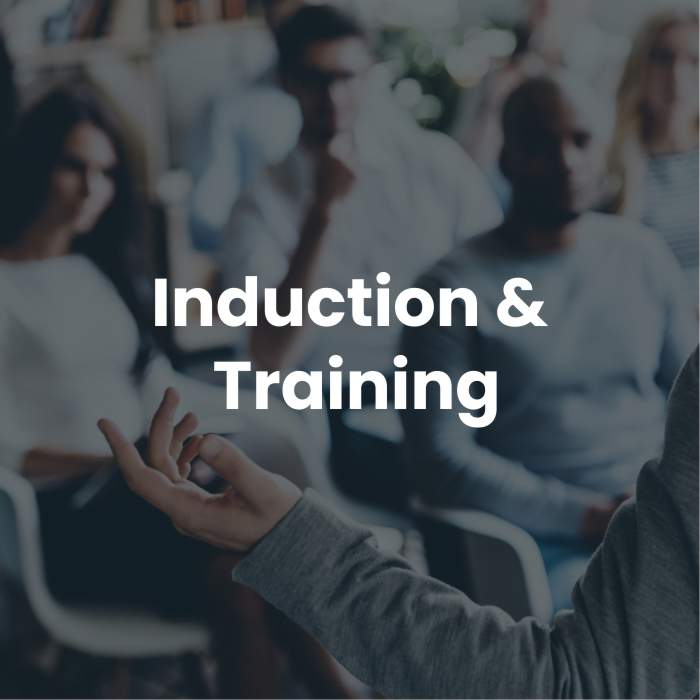 Induction and Training
